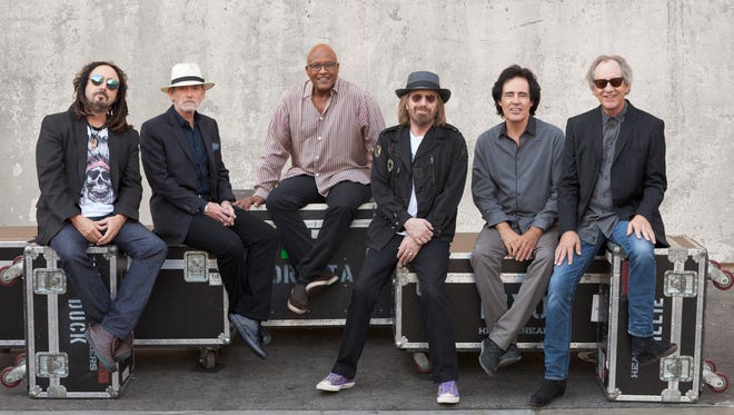 Tom Petty and the Heartbreakers in Culver City, Calif., 2014