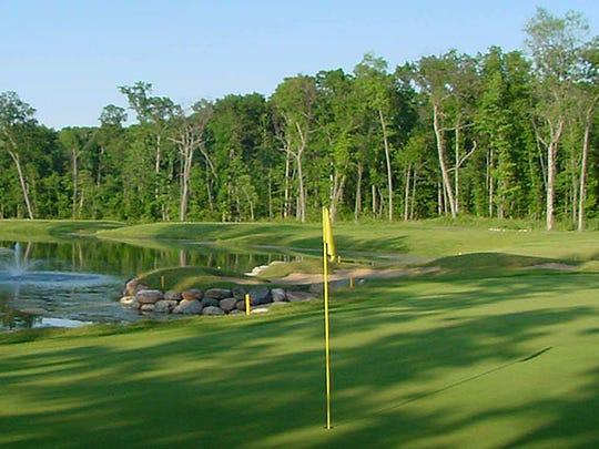 Coyote Preserve golf course in Fenton.