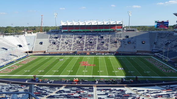 Auburn will try to extend its winning streak to five games in today's game at Ole Miss.