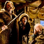 """Samuel L. Jackson plays a Civil War veteran who goes into the bounty hunting business in """"The Hateful Eight."""""""