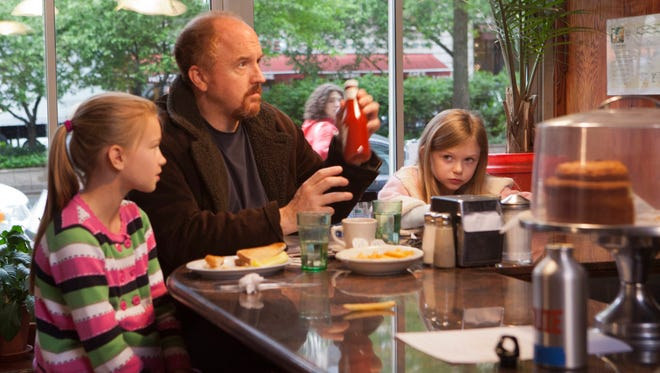 "Louis C.K.'s 'Louie"" returns May 5 for a fourth season after a 20-month break."