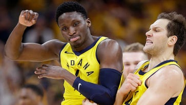 Victor Oladipo is the 5th Pacer to make All-NBA