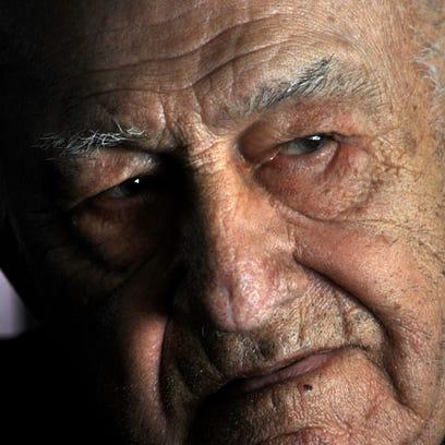 Edward Waszkiewicz, 95, is a Pearl Harbor survivor