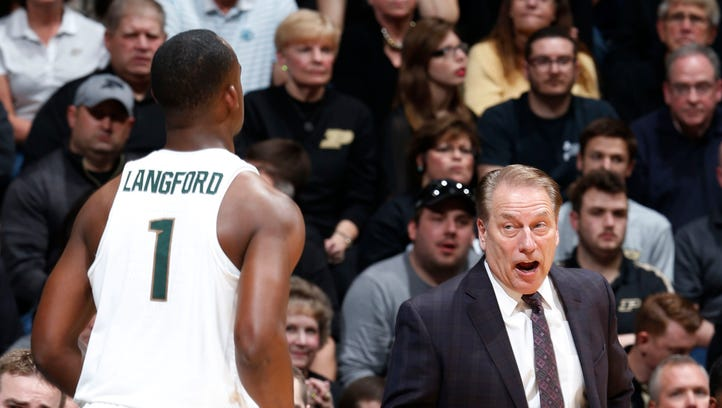 Spartans have 'a ton to play for' in last 4 games with NCAAs at stake
