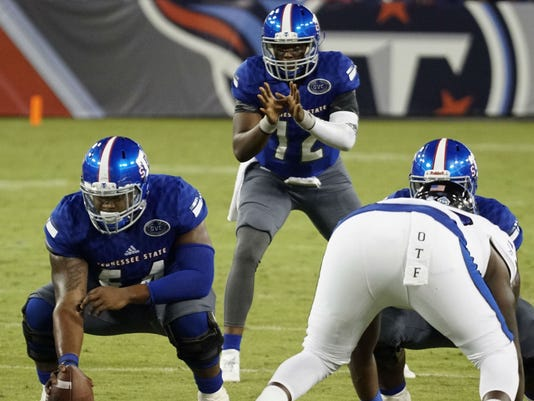Eastern Illinois 19 Tennessee State Football 16 In Double Ot