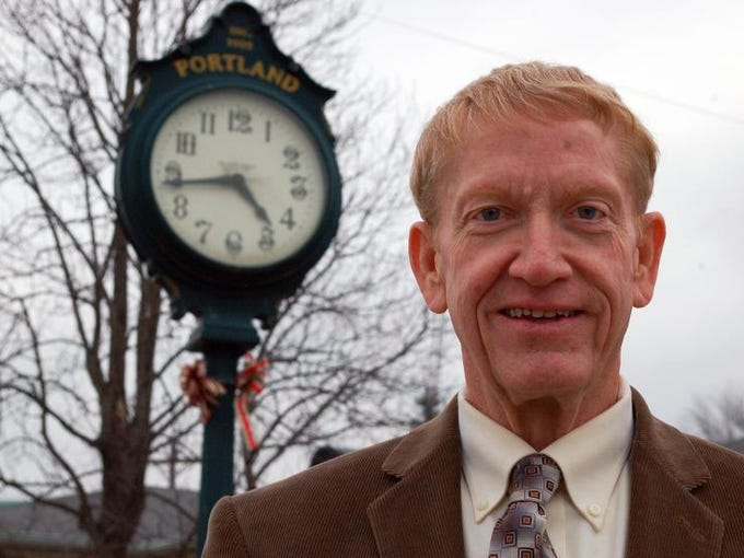Portland Mayor Ken Wilber