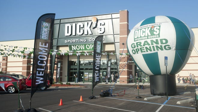 Dick's Sporting Goods will open at8 a.m. Friday, March 23 in Pace.