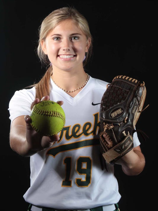 Pitcher of the Year - Mary Terral