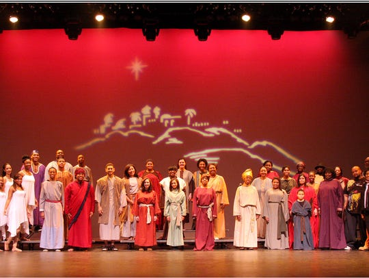 """""""Black Nativity"""" comes to the Count Basie Theatre on"""