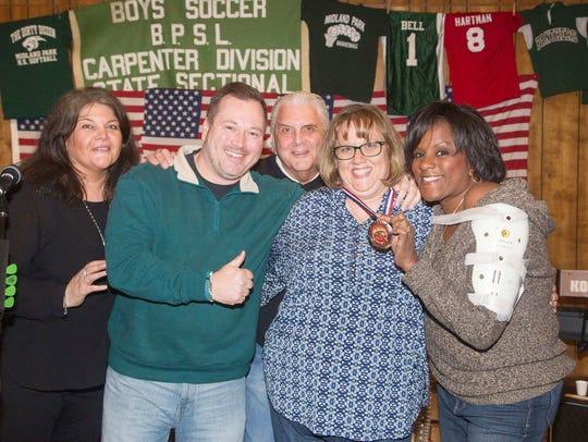 Cheryl Hartman, Ken and Carrie Mazzrillo (People Choice