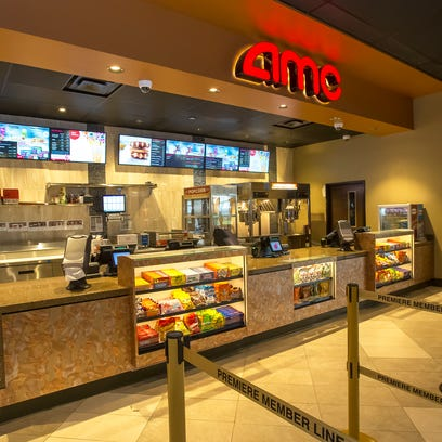 AMC Stones River 9: What movies are showing at new Murfreesboro theater?
