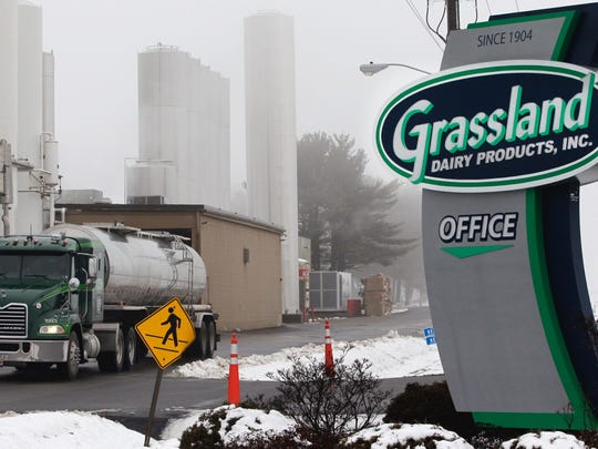 State DATCP officials stepped in to help dairy farmers find buyers for their milk after 58 farms were dropped by Grassland Dairy this spring.