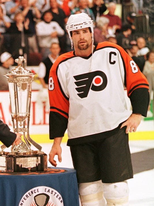 LINDROS PRINCE OF WALES TROPHY
