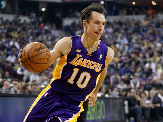 4c1cb381a63 Steve Nash announces his retirement from the NBA