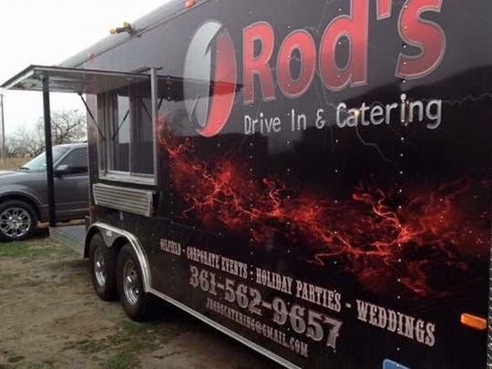 JRod's Catering will be the only food truck serving crawfish at the second annual Corpus Christi Food Truck Festival on April 8, 2017.