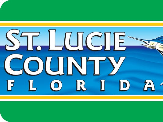 ST. LUCIE COUNTY LOGO SEAL