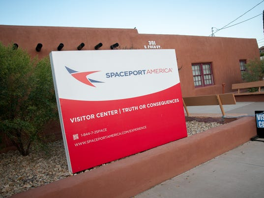 Spaceport America Open House