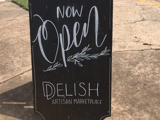 Delish, now open at 3240 Line Avenue in Shreveport.