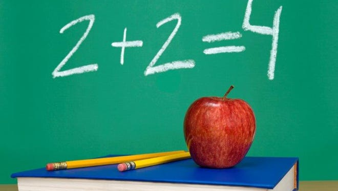 Williamson County residents can review mathematics textbooks being considered for adoption by the school district starting in January.