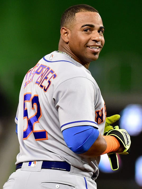 Yoenis Cespedes found a home in Big Apple - and Mets eager to show him love