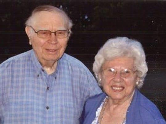 Anniversaries: Gilmore Koepsell & Dorothy Koepsell