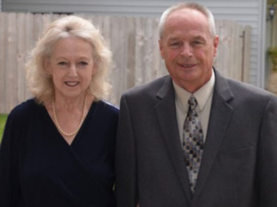 Anniversaries: Jerry Christopherson & Shelley Christopherson