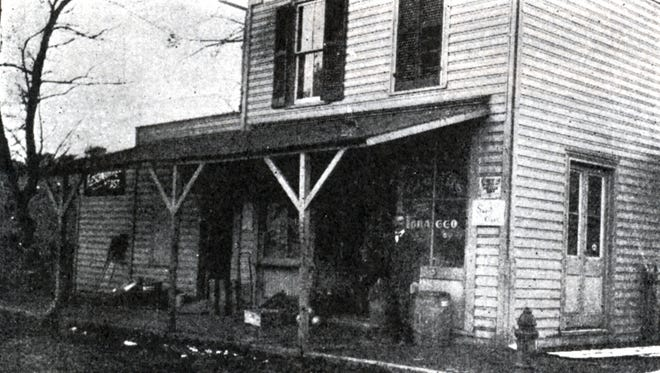 "The grocery of A.B. Blackburn at Greenville Avenue Street was one of the targets of the ""Amateur Cracksman,"" the burglar who terrorized Staunton in 1904 and 1905."
