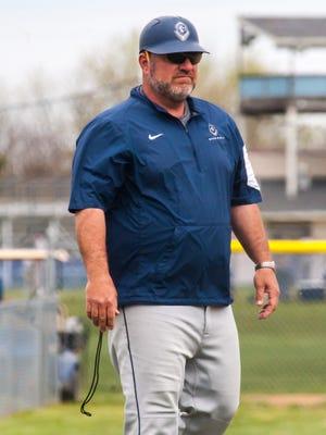 St. Augustine Prep head coach Mike Bylone