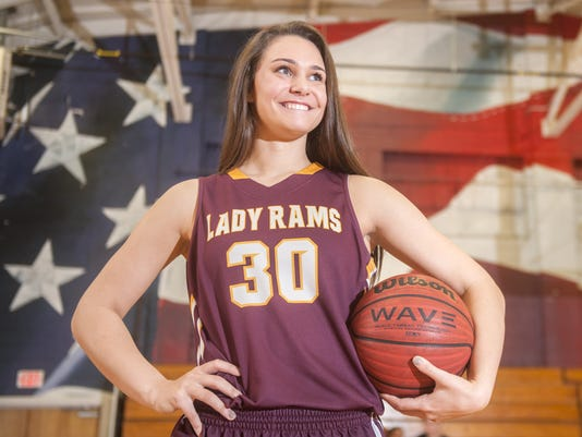 Girls' Basketball Player of the Year