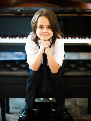 "Nine-year-old Jacob Velasquez will make his orchestral debut with the Space Coast Symphony Orchestra during Autism Awareness month, playing the Haydn's ""Concerto No. 11 in D Major."""