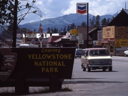 The small community of West Yellowstone in southwest Montana is one of the primary entry points to Yellowstone National Park. In 2018 nearly 4 million people visited the park, which is primarily located in Wyoming, but with sections in both Montana and Idaho.