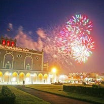 There are plenty of places to watch the fireworks, and tons of other things to enjoy during Fourth of July weekend.