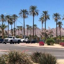 A restriping project will take place in July for the roundabout at Jefferson Street and Avenue 52 in La Quinta.