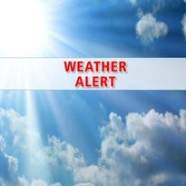 Weather forecast: Rain to continue through Sunday