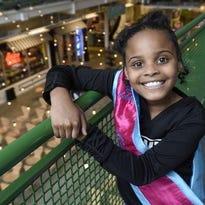 Little Miss Flint raises money for 1K backpacks