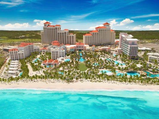 Cable Beach Villas Nassau Bahamas