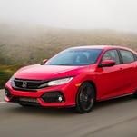 Sporty hatchback spices up Honda Civic