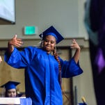 Photos: Buncombe County Community High School graduation 2018
