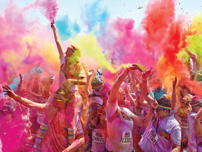 The color run publicscrutiny Gallery