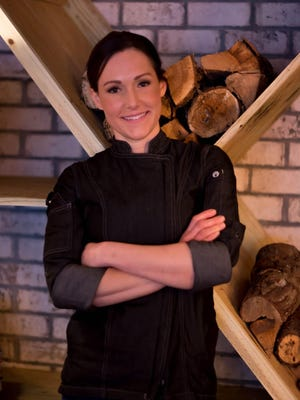 Cassie Upshaw, executive chef at Holland House Bar and Refuge.
