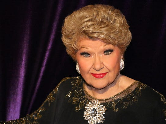 Friday-Saturday: Marilyn Maye at Michael Holmes' Purple Room