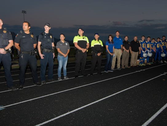Mesilla Valley Christian School football team honors