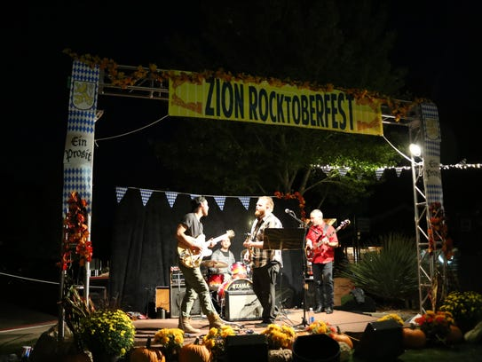 Local bands, breweries and vendors gather for the 2016