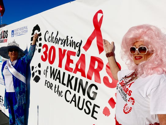 With HIV In Its Grips, Desert AIDS Project Attacks New Foes