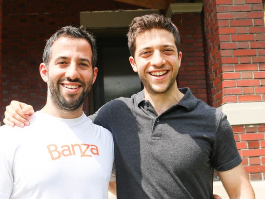 Brian and Scott Rudolph and created Banza, a chickpea