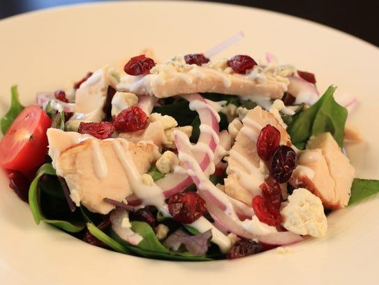 Spring Training Chicken Salad