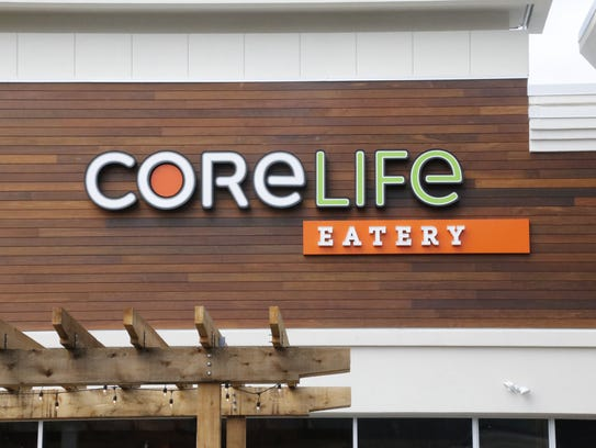 CoreLife Eatery opens April 21 at 740 S. Meadow St.