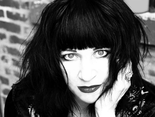 Lydia Lunch, author, singer, nomad and provocateur,