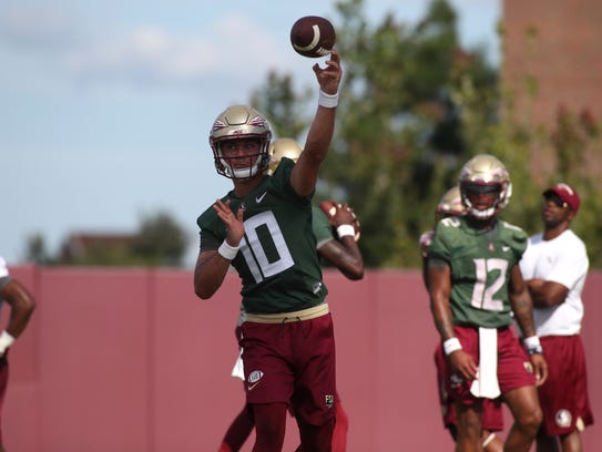 Redshirt freshman Bailey Hockman will be one of two healthy quarterbacks on FSU's roster for spring practice.