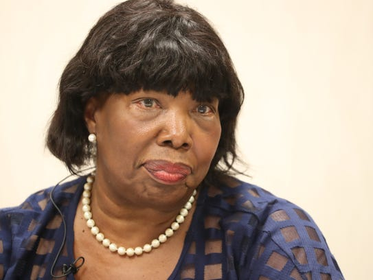Fort Myers Council Ward 3 candidate Minnie Jackson
